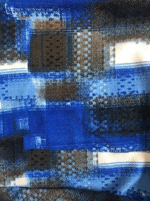 SALE: Blue Squares