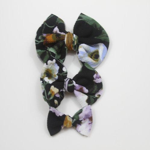Black Wildflower