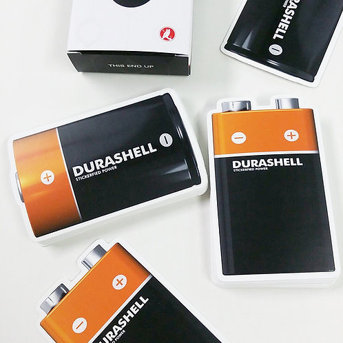 Durashell Eggshell Sticker