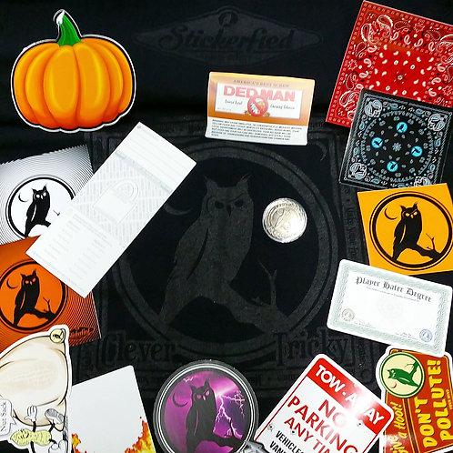 Hark Lucky Coin, Shirt, Sticker Pack