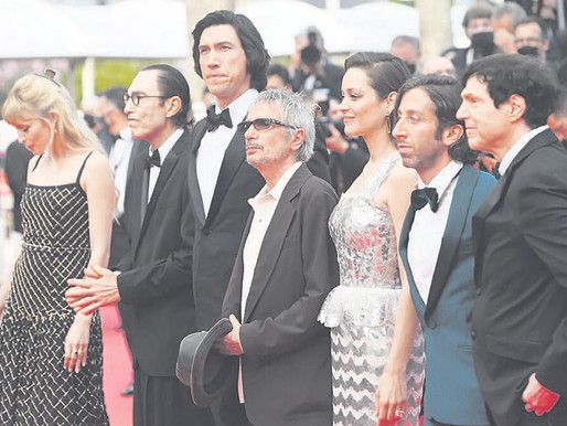 The Cannes Film Festival is back, lavish and maskless (despite the rules)