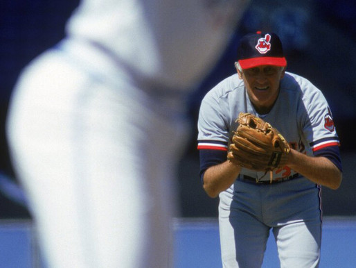 Saying goodbye to the knuckleball, and its master