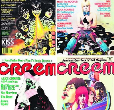 The wild story of Creem, once 'America's only Rock 'n' Roll magazine'