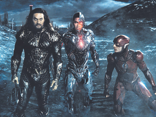 'Zack Snyder's Justice League' Review: Supersized, super hopeless