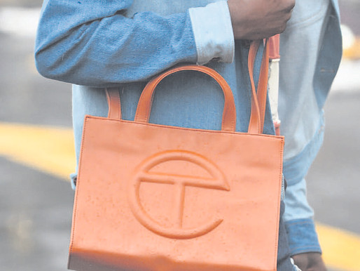 The very short saga of the Guess bag that looked like a telfar bag