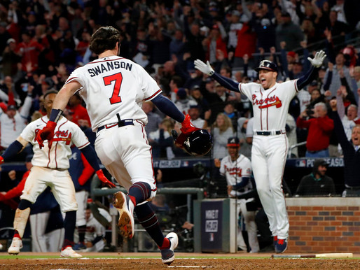 Walk it off, again: Atlanta widens lead over Dodgers as NLCS shifts to LA