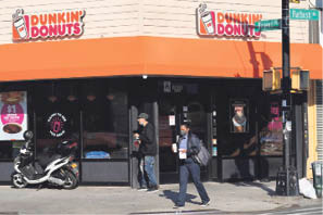 Dunkin' brands is said to be near deal to sell itself and go private