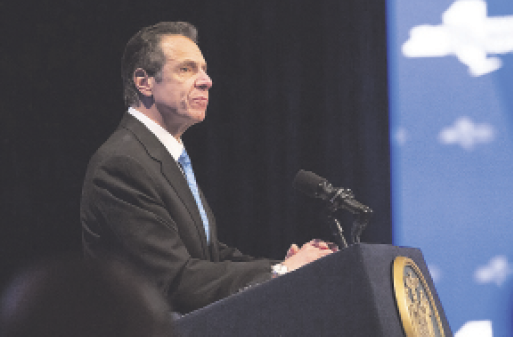 Cuomo could be compelled to testify in sexual-harassment inquiry