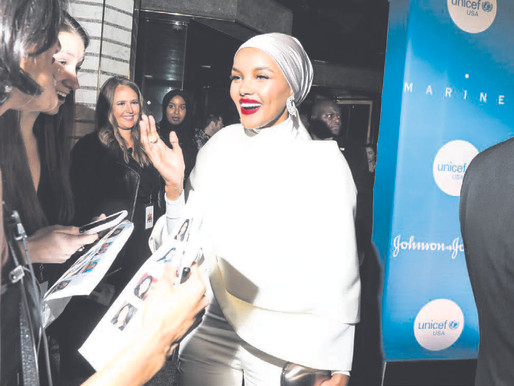 Halima Aden chooses faith over fashion