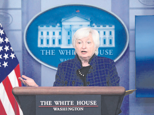 Yellen says China trade deal has 'hurt American consumers'