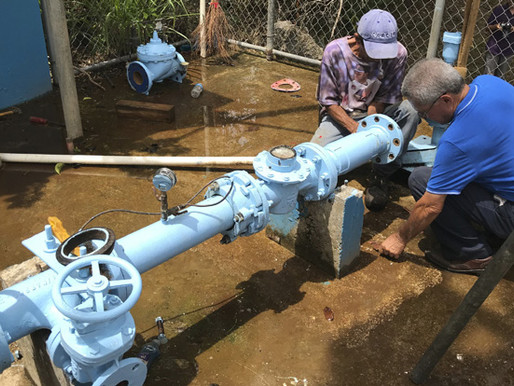 Foundation receives $25 million federal grant to fortify rural potable water systems