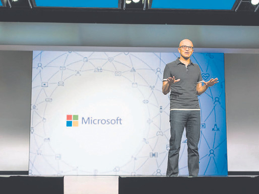 Microsoft to buy Nuance for $16 billion to Focus on health care tech