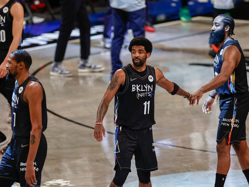 Nets bar Kyrie Irving from all games until he's vaccinated