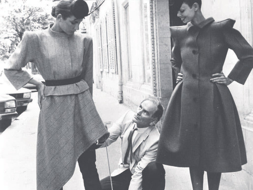 Pierre Cardin designer to the famous merchant to the masses, dies at 98