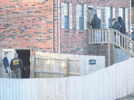 Federal agents scour home as they hunt for clues in Nashville blast