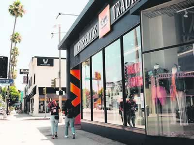 Secondhand shoppers worry about their favorite local spots