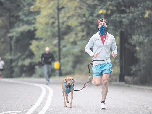 Wearing a mask during workouts really isn't so bad