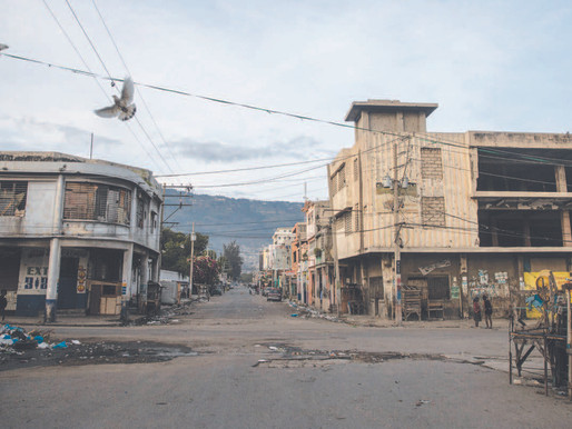 Gang suspected in kidnapping of missionaries is among Haiti's most dangerous