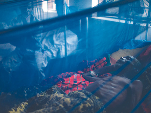 A 'historical event': First malaria vaccine approved by WHO
