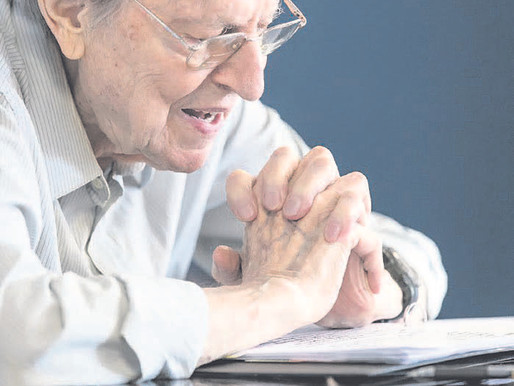 At 91, John Cullum is ready to try something new
