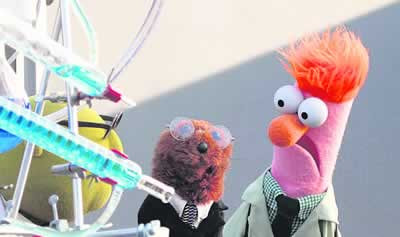 Muppet meta mania, revived for the streaming era