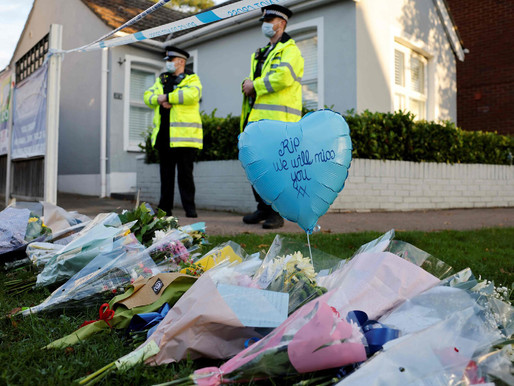 With lawmaker's killing, the UK confronts a new episode of terrorism