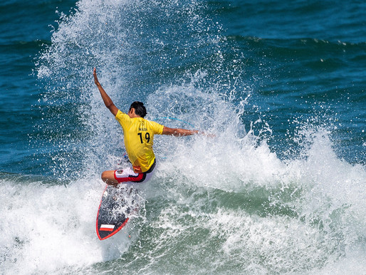 He is Olympic surfing's wave whisperer