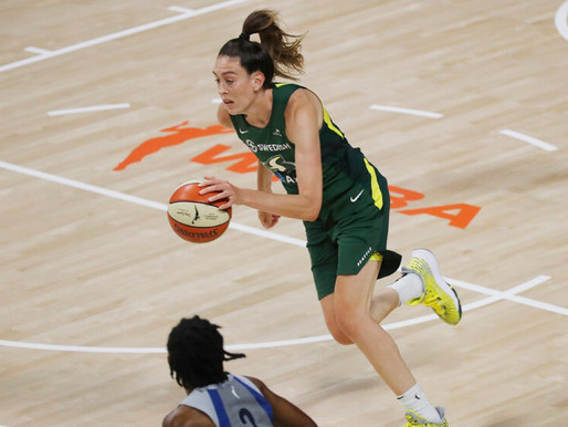 Breanna Stewart is ready for the WNBA finals, and the election
