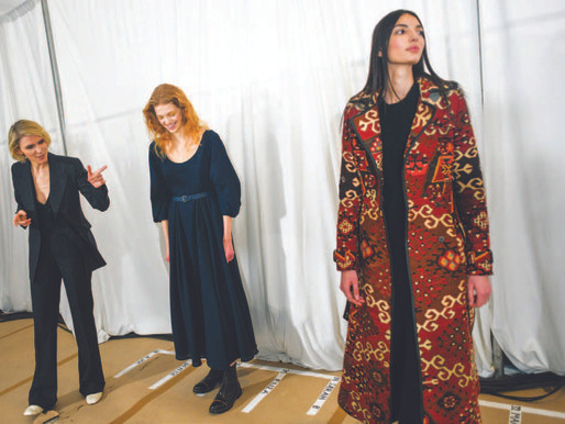 Get your front row seat to virtual fashion shows