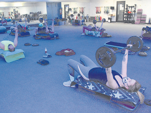 CDC traces COVID outbreaks in gyms, urging stricter precautions