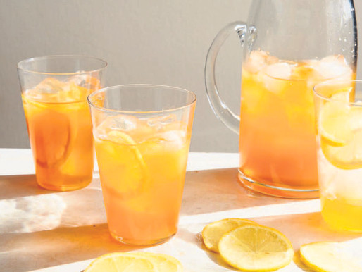 Sweet tea from a grandmother's kettle to your table