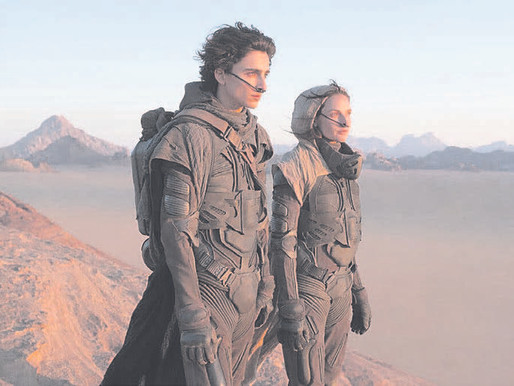 'Dune' review: A hero in the making, on shifting sands