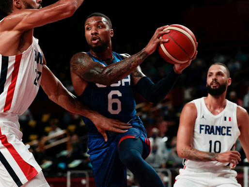Why US basketball may not coast through the Olympics