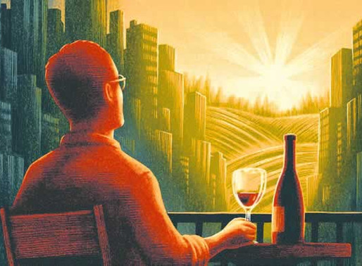 From good wine, a direct path to the wonders of nature