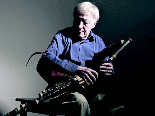 Paddy Moloney, Irish piper who led the Chieftains, dies at 83