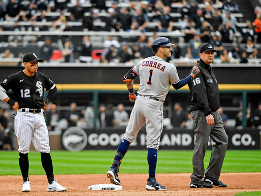Like it or not, the Houston Astros are back in the ALCS
