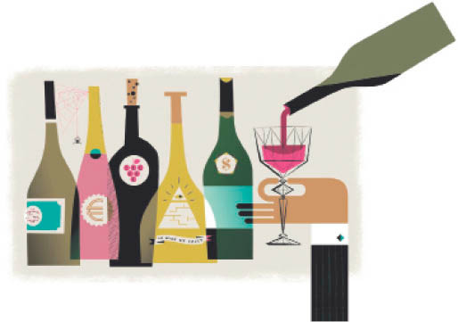 How income inequality has erased your chance to drink the great wines