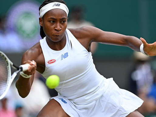 Coco Gauff tests positive for the virus, another blow for the Games