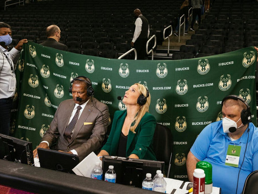 An NBA female 'first' hopes it's not such a big deal soon