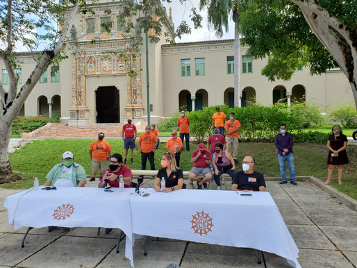 Union on alert after UPR governing board votes to repeal collective bargaining agreement