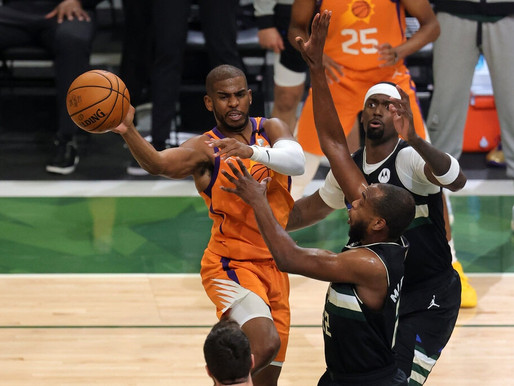 Brilliance, and heartbreak: The story of Chris Paul's career