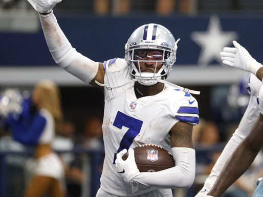 Cowboys' Trevon Diggs is among the NFL's breakout stars