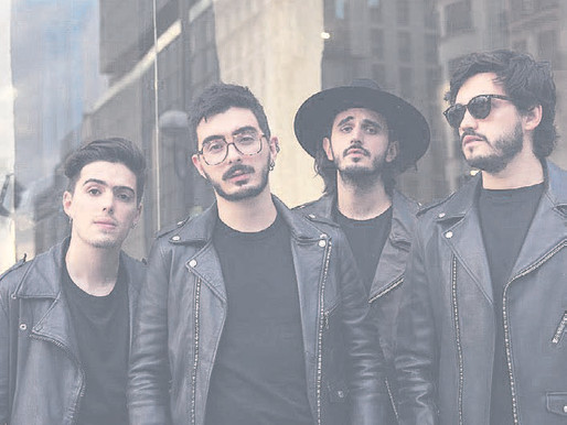 How the Colombian band Morat is winning over a global audience