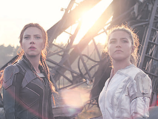 'Black Widow' review: Spies, lies and family ties