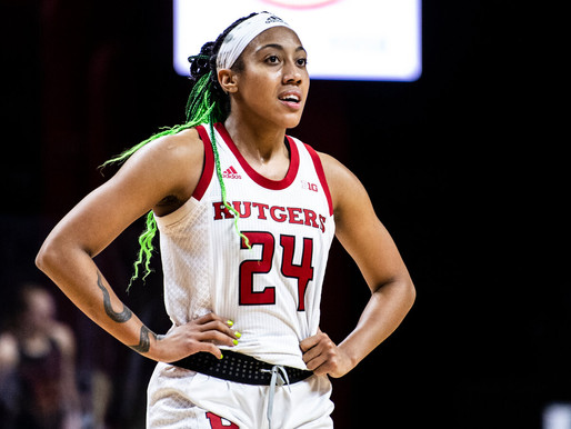 Her killer sidestep is clearing a path to the WNBA