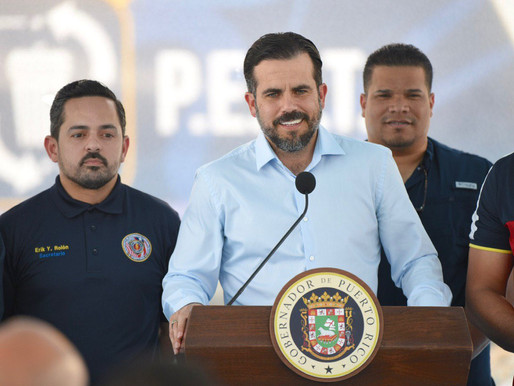 Ex-Gov. Rosselló Nevares ready to lobby for statehood if elected as write-in delegate candidate