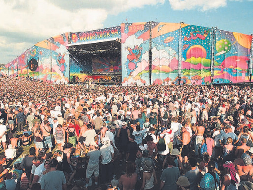 'Woodstock 99: Peace, Love and Rage': Three days of violence, misogyny and $4 water