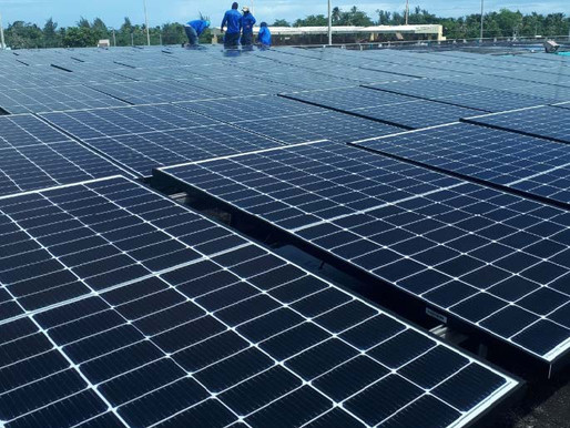 Solar energy project certified in Caguas