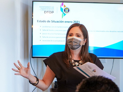 Vélez Vega confirmed, becomes first woman to lead DTOP