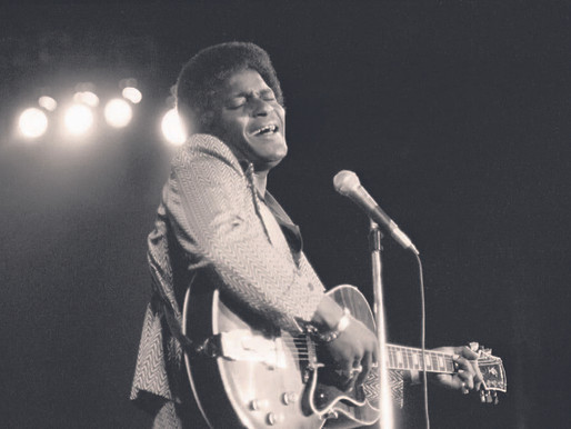 What country music asked of Charley Pride